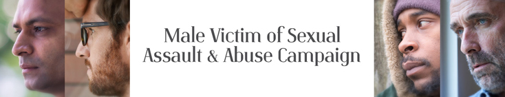 Sexual assault & abuse. We're here to listen.