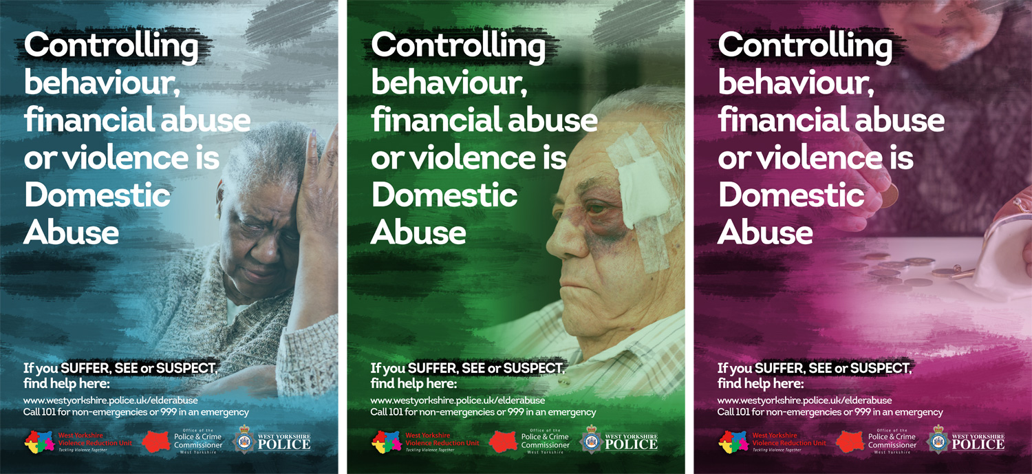 Controlling behaviour, financial abuse or violence is domestic abuse