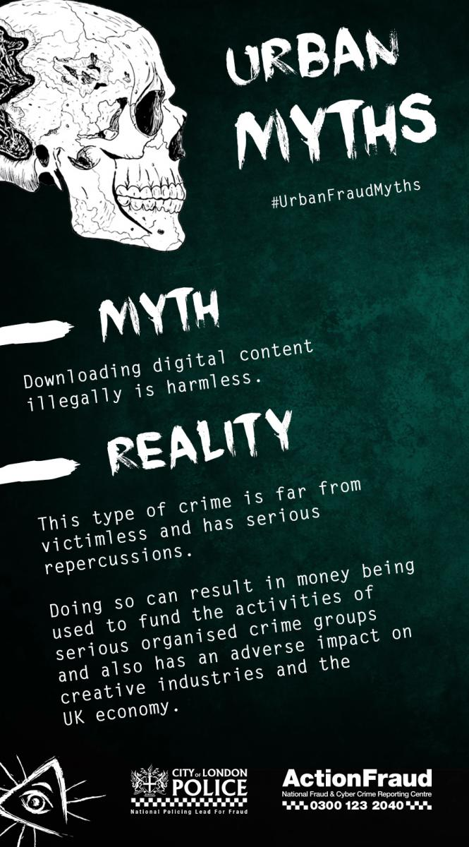 Myth 6 (Intellectual Property Fraud)