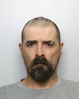 custody picture of Paul Crowther